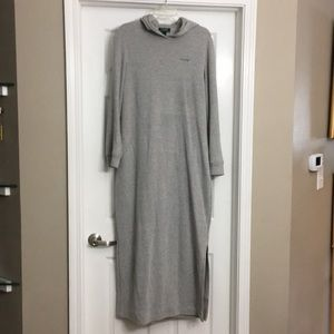Ralph Lauren hoodie maxi dress. Size L super comfy